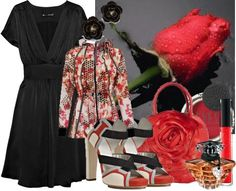 ShopStyle: A Rose By Any Other Name by Step it Up a Notch