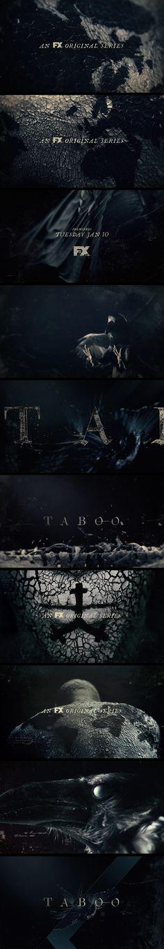 Echolab ~ FX Network Promos: Taboo - - cherryhill
