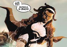 The Greatest Black Women In Superhero Comics (Who Aren't Storm)
