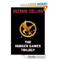 The Hunger Games Trilogy $5!!