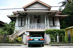 Silay Filipino House, Philippine Houses, Traditional House, Farm House, Philippines, Cabin, Interiors, Rustic, Mansions