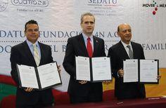 Sedatu, Fundación 4N y Upaep unidos por vivienda digna
