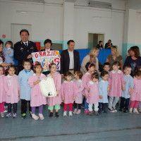 Il Poliziotto, un amico in piu': premiata una scuola materna.