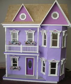 victorian dollhouses | Victorian Dollhouse | Flickr - Photo Sharing!