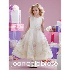 Joan Calabrese Flowergirl Dress 215351