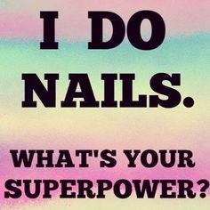 Nail Meme - Superpower