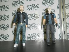 Sons of Anarchy 6'' Jax and Clay