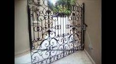 Image result for grades de ferro em arabesco Divider, Room, Furniture, Home Decor, Arabesque, Bedroom, Decoration Home, Room Decor, Rooms