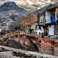 Sille is a small Turkish village near the city of Konya Grave Monuments, Historical Monuments, Historical Sites, Turkey Culture, Pictures Of Mary, Turkey Places, Republic Of Turkey, Summer Palace, Places To See