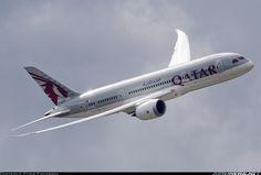 Qatar Airways N10187 Boeing 787-8DZ Dreamliner aircraft picture