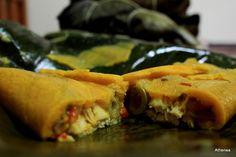 Venezuelan Food, Venezuelan Recipes, New Recipes, Cooking Recipes, Colombian Food, Colombian Recipes, Recipe Scrapbook, Soul Food, Hot Dog Buns