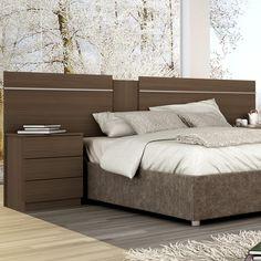 Quer deixar o seu quarto mais sofisticado? Investir em uma cabeceira com um design especial é uma ótima escolha!<br /><br />#decoração #design #madeiramadeira
