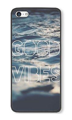 iPhone 5C Case AOFFLY® Good Vibes Theme Black PC Hard... https://www.amazon.com/dp/B014ENZ7L0/ref=cm_sw_r_pi_dp_MqGAxbNQ3GQ0Z