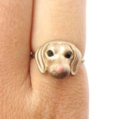 #dachshund #dogs #puppies #animals #jewelry #rings #cute