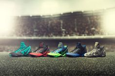 Image of Nike Unveils the Zoom Field General Collection