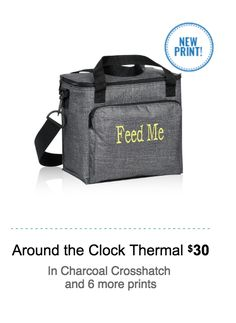 Thirty One around the clock thermal www.jennpennbags.com