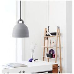 Normann - Bell Lamp - Gray - Small