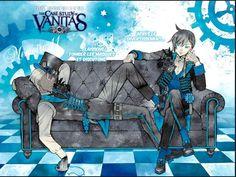 Vanitas no Carte - Capítulo 11 - Union Mangás Anime Couples Manga, Cute Anime Couples, Anime Guys, Manga Anime, Anime Art, Manga Illustration, Illustrations, Pandora Hearts Gilbert, Vampires