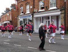 carnival performers Ellesmere Shropshire