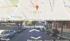 Este é o melhor serviço de mapeamento em Portugal - http://mapszoom.com/pt/