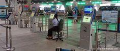 Taxi Tickets am Flughafen Bangkok Bangkok, Tricks, Taxi Driver