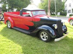 35 Ford Ute