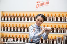 Pruning Cointreau by Bannie Kang (from the City Space - Swissotel Stamford Singapore)