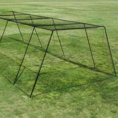How to Build Backyard Batting Cages | honey do list ...