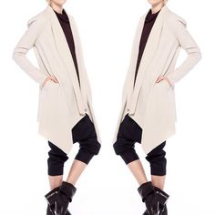 Light weight wool coat that's perfect for LA weather - available at politixstudio.com + our Beverly Center store