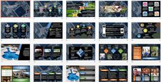 circuit board PowerPoint by SageFox