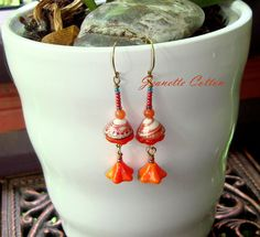 Fun For Fall~  Delicious Colors Of Orange & Yummy Color~  by jeantasia, 24.00