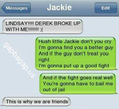 #Funny Text About Ex