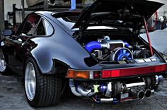 Twin Turbo 911