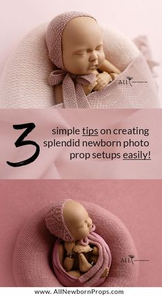 3 things you need to know about coordinating newborn photo props. Creating splendid newborn photography props setups can be easy with a few of our tips. Learn how to match props in an admirable set from the best examples Newborn Photo Ideas Girl & Boy Newborn Posing, Newborn Photo Props, Newborn Photos, Boy Newborn, Baby Photos, Newborn Photography Setup, Baby Girl Photography, Photography Ideas, Children Photography