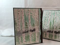 Tuesday's Tips & Techniques - Stamped Embossed Background www.thestampcamp.com - YouTube