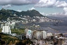 Causeway Bay 1960s British Hong Kong, Happy Valley, Those Were The Days, This Is Love, Chinese Culture, Old Photos, San Francisco Skyline, Past, China