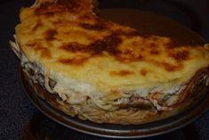 Μακαρόνια με κρέας και κρέμα στον φούρνο !!! ~ ΜΑΓΕΙΡΙΚΗ ΚΑΙ ΣΥΝΤΑΓΕΣ Quiche, Pie, Pasta, Cooking, Breakfast, Desserts, Recipes, Yummy Yummy, Food