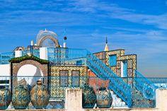 Médina de Tunis: Sur les toits