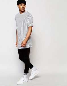 ADTP Stripe T-Shirt | Nice look