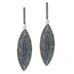 Gem Marquise Earrings
