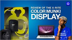 Color Munki Display Review | Color Calibration The Color Munki Display helps you color calibrate your monitor so that you can get accurate color on your screens when editing photos and working with images in general.  BUY THE XRITE COLOR MUNKI DISPLAY ON AMAZON Color Munki Display $164 http://amzn.to/1nkby14 Color Munki Smile $89 http://amzn.to/1Ojmy7N X-rite Color Checker Passport $91 http://amzn.to/1nkbDlp   I will be doing a tutorial showing you how to color calibrate your monitor using…