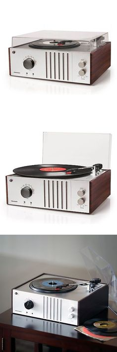Record Players Home Turntables: Crosley Player Turntable -> BUY IT NOW ONLY: $76.44 on eBay!