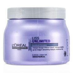 LOreal Professionnel Expert Serie Professionnel Expert Serie - Liss Unlimited Smoothing Masque (For Rebellious Hair)