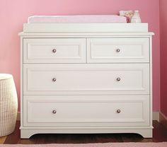 Home - Nursery - Decor - Fillmore Dresser & Changing Table Topper   Pottery Barn Kids