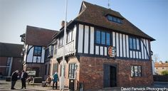 A historic town hall in Sandwich, Kent, The Guildhall was the town hall and courtroom for the Elizabethan town and remains an integral part of society today. It is available for wedding ceremonies and receptions.