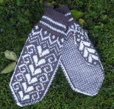 Mittens Pattern, Knit Mittens, Mitten Gloves, Knitting Socks, Knit Socks, Norwegian Knitting, Double Knitting, Keep Warm, Free Pattern