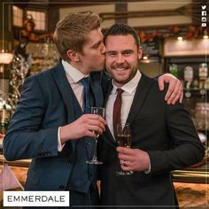 Things that interest me Aaron Livesy, Emmerdale Actors, Danny Miller, Robert Ryan, I Ship It, Cute Gay, Movies And Tv Shows, British, Gay Men