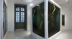 Exposición de Damien Hirst en la Galería Hilario Galguera (2006)