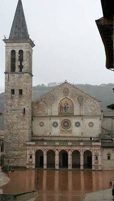 Spoleto, province of Perugia, Umbria region, Italy Milano Giorno e Notte - We <3 You! http://www.milanogiornoenotte.com