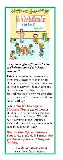 Christian children book about giving gifts at Christmas time and through out the year.  A wonderful Christ centered Christmas book to add you your list. (aff link)